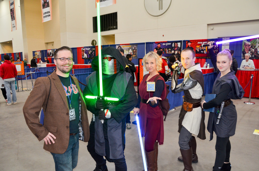 Grand Rapids Comic Con 2019 Star Wars Cosplay