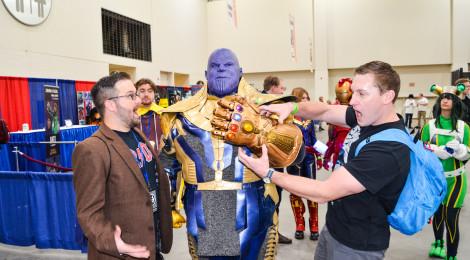 Photo Gallery: Grand Rapids Comic Con 2019