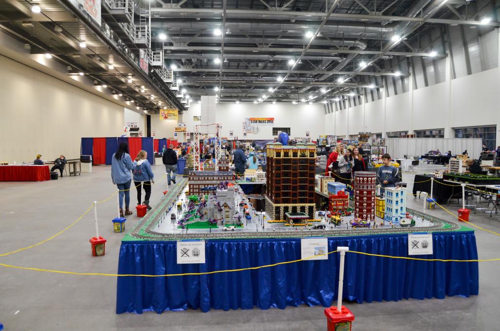 Grand Rapids Comic Con 2019 LEGO City