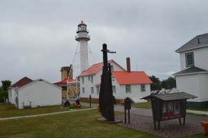 Whitefish Point Lighthouse Shipwreck Museum