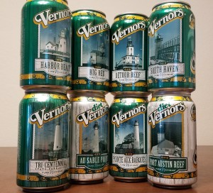 Vernors Lighthouse Cans 2019