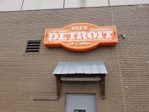 Brew Detroit Michigan Beer