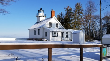 2020 is a Big Year for Michigan's Mission Point Lighthouse