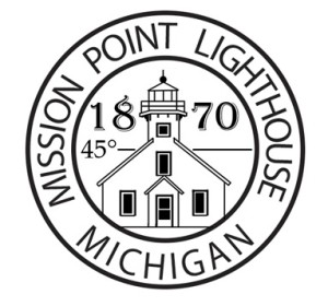 Old Mission Point Lighthouse Passport Stamp