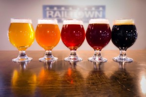Railtown Brewing Company Dutton Michigan