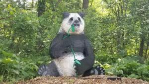 John Ball Zoo BrickLive Panda