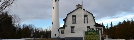 Michigan's Tallest Lake Huron Lighthouse Celebrates a Big Anniversary in 2020