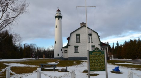 Michigan's Tallest Lake Huron Lighthouse Celebrates a Big Anniversary in 2020
