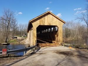 Whites Bridge Rebuilt 2020 Michigan