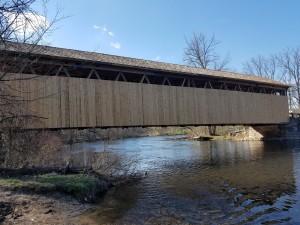 Whites Bridge Ionia County 2020