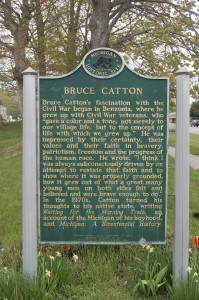 Bruce Catton Michigan History Civil War