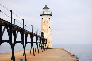 Manistee North Pierhead Lighthouse 2012