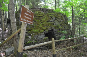Nonesuch Mine Site Porcupine Mountains