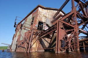 Quincy Dredge Kayak Trip Feature Photo
