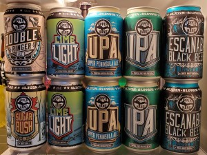 Upper Hand Brewery Lower Peninsula Release