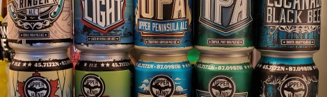Upper Hand Brewery Beer is Finally Headed to the Lower Peninsula!