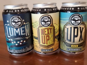 Upper Hand Brewery Specialty Releases