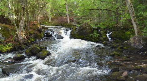 Kakabika Falls, Ottawa National Forest