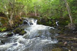 Kakabika Falls Michigan Upper Peninsula