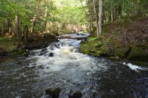 Kakabika Falls Ottawa National Forest