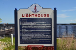Menominee Lighthouse Michigan Historical Facts