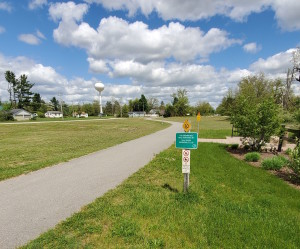 Pere Marquette State Trail Michigan