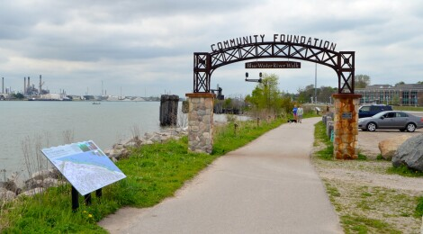 Michigan Trail Tuesday: Blue Water River Walk in Port Huron