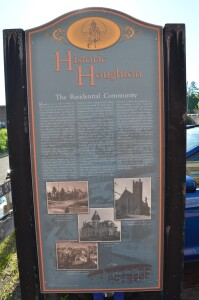 Historic Houghton Walking Tour Residential Community