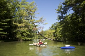 Platte River Kayak Sleeping Bear Dunes 1