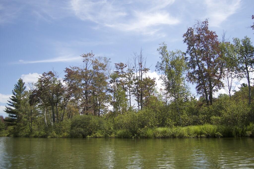 Platte River Kayak Sleeping Bear Dunes 11
