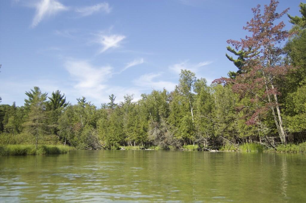 Platte River Kayak Sleeping Bear Dunes 2