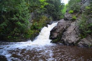 Powderhorn Falls Michigan