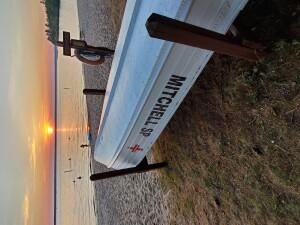 William Mitchell State Park Beach Sunset