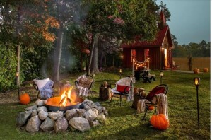 Halloween Hell Michigan Pure Michigan MI Airbnb