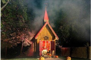 Hell Michigan Airbnb Halloween Stay