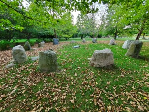 Leik Grove Michigan Stonehenge Portland MI
