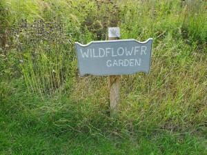 Leik Grove Wildflower Garden Portland MI
