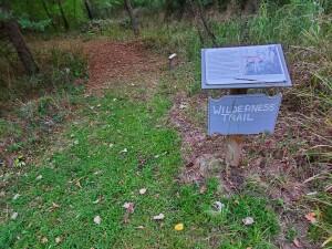 Leik Grove Wildlife Trail Portland MI