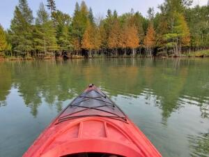 Drummond Island Kayak Black Rock Point