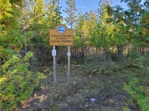 Drummond Island Hiking Nature Preserve