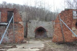 Abandoned Michigan Frankfort Iron Works