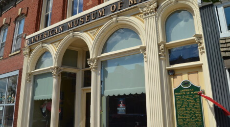 Visit Eight Museums in Historic Marshall, Michigan