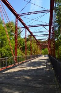 Charlotte Hwy Bridge Historic Bridge Park Battle Creek