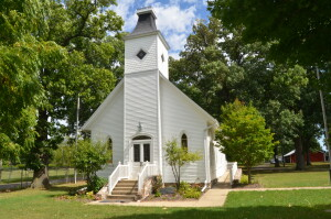 Old Maple Grove Church Marshall Michigan Museums Calhoun County