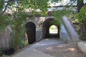 Dixons Bridge Battle creek Historic Bridge Park