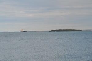 Drummond Island Michigan Pipe Island