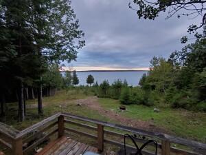 Drummond Island Pebble Beach Cabin