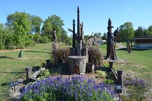 Fantasy Forest Castle Battle Creek Leila Arboretum