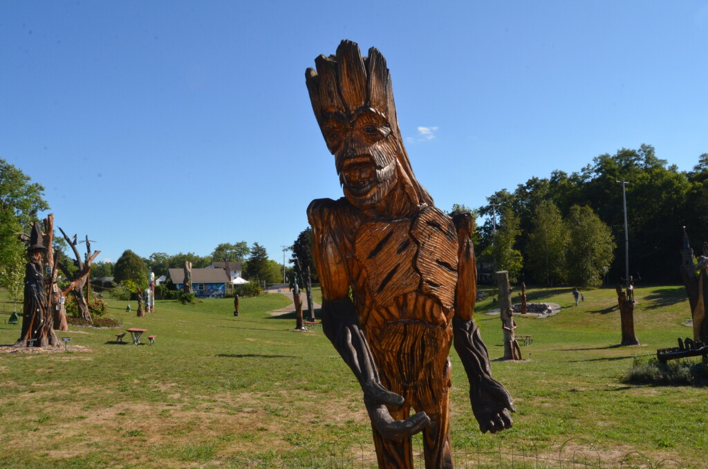 Fantasy Forest Groot Battle Creek MI