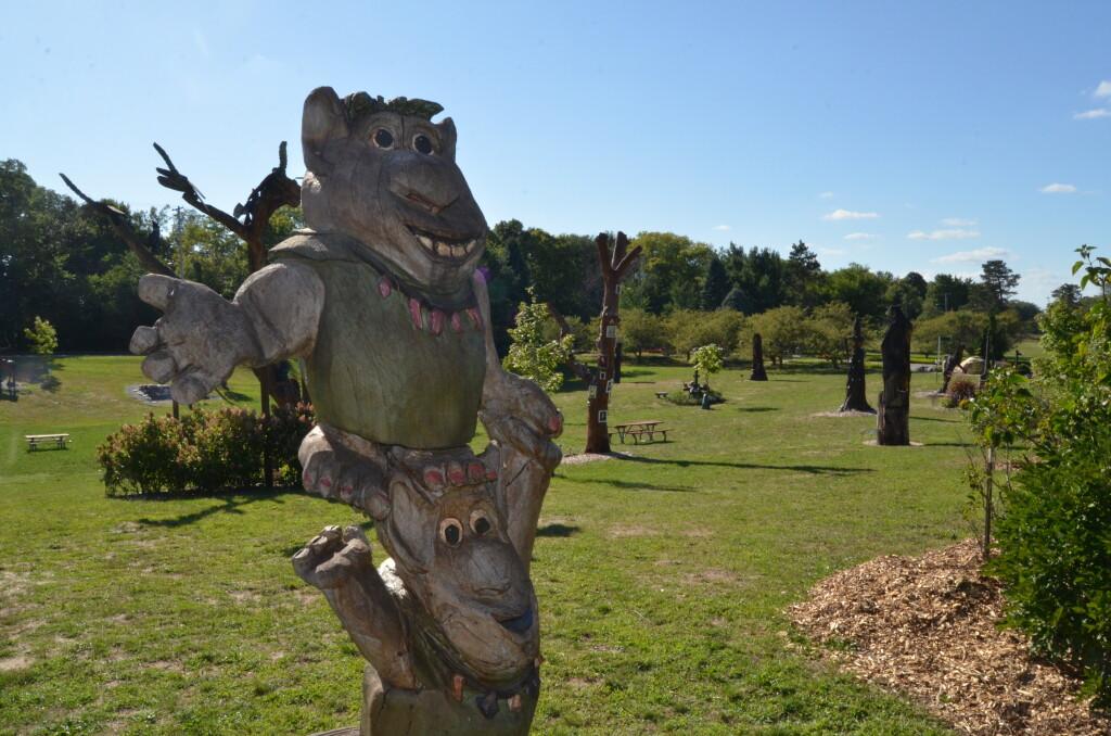 Fantasy Forest Trolls Battle Creek MI